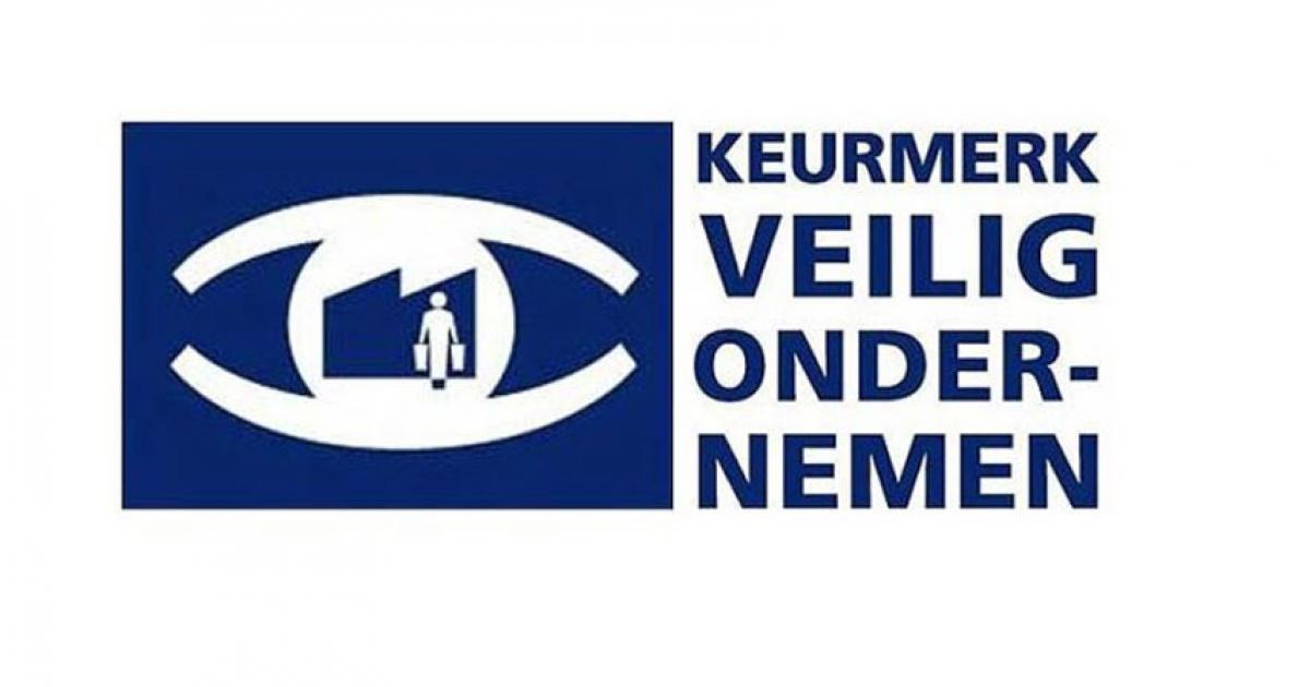 Certificaat Keurmerk Veilig Ondernemen (KVO-b) - Vitap